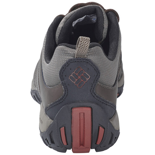 Columbia Peakfreak Woodburn II - Chaussures Homme - marron sur campz.fr ! parfait LxdWISaVTu